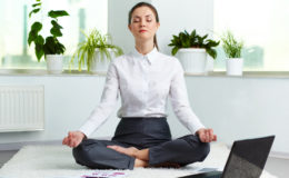 time for mindfulness at the office