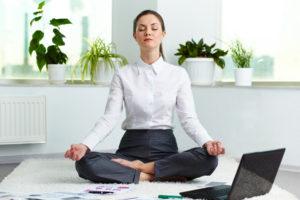 tempo per la mindfulness in ufficio